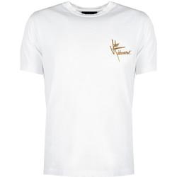 Υφασμάτινα Άνδρας T-shirt με κοντά μανίκια John Richmond  Άσπρο