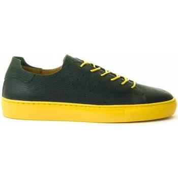 Παπούτσια Γυναίκα Χαμηλά Sneakers Montevita 71824 GREEN