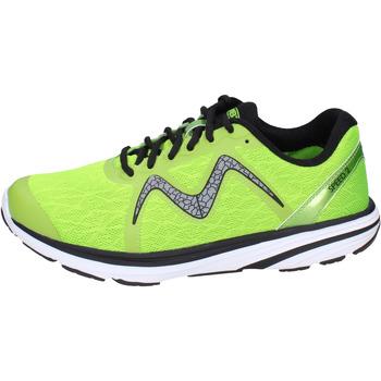 Παπούτσια Άνδρας Χαμηλά Sneakers Mbt BH638 SPEED 2 Fast πράσινος