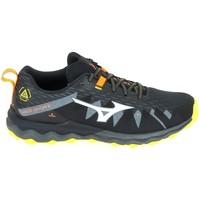 Παπούτσια Άνδρας Τρέξιμο Mizuno Wave Daichi Marine Gris Μπλέ