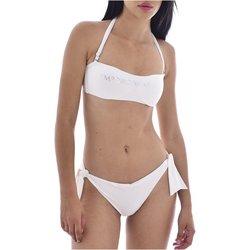 Υφασμάτινα Γυναίκα μαγιό 2 κομμάτια Armani 262636 1P313 Άσπρο