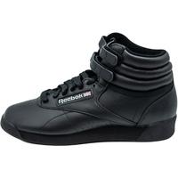 Παπούτσια Γυναίκα Ψηλά Sneakers Reebok Sport Classic Freestyle HI Μαύρος
