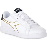 Παπούτσια Κορίτσι Χαμηλά Sneakers Diadora 2296 GAME P PS GIRL Bianco