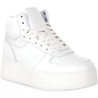Παπούτσια Γυναίκα Ψηλά Sneakers Windsor Smith WHITE THRIVE Bianco