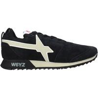 Παπούτσια Άνδρας Χαμηλά Sneakers W6yz 2014032 01 Μαύρος