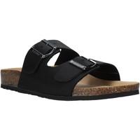 Παπούτσια Άνδρας Τσόκαρα Bionatura 11THESU-I-CRHNER Μαύρος