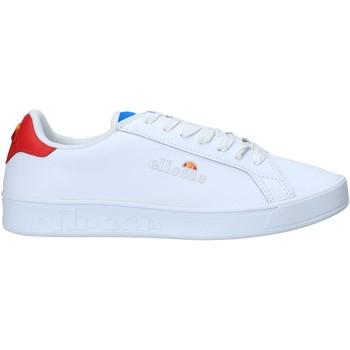 Παπούτσια Γυναίκα Χαμηλά Sneakers Ellesse 615914 λευκό