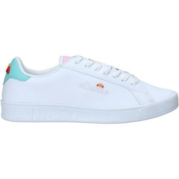 Παπούτσια Γυναίκα Χαμηλά Sneakers Ellesse 615915 λευκό