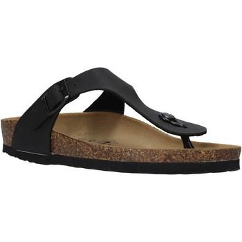 Παπούτσια Άνδρας Σαγιονάρες Valleverde G59930 Μαύρος