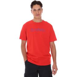 Υφασμάτινα Άνδρας T-shirt με κοντά μανίκια Invicta 4451242/U το κόκκινο