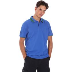 Υφασμάτινα Άνδρας Πόλο με κοντά μανίκια  Invicta 4452240/U Μπλε