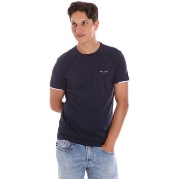 T-shirt με κοντά μανίκια Key Up 2S420 0001