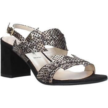 Παπούτσια Γυναίκα Σανδάλια / Πέδιλα Valleverde 28250 Μαύρος