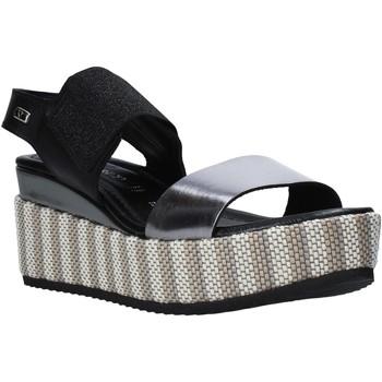 Παπούτσια Γυναίκα Σανδάλια / Πέδιλα Valleverde 32430 Μαύρος