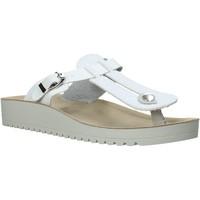 Παπούτσια Γυναίκα Σαγιονάρες Valleverde 37352 λευκό