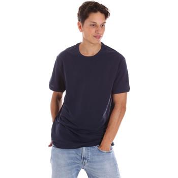 T-shirt με κοντά μανίκια Museum MS21BEUTC08MO938