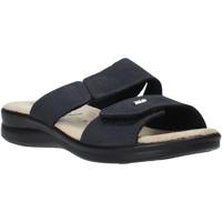Παπούτσια Γυναίκα Τσόκαρα Valleverde 25329 Μπλε