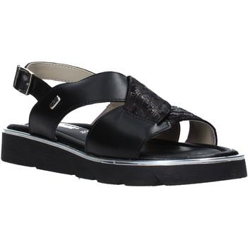 Παπούτσια Γυναίκα Σανδάλια / Πέδιλα Valleverde 32120 Μαύρος