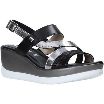 Παπούτσια Γυναίκα Σανδάλια / Πέδιλα Valleverde 32151 Μαύρος