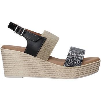 Παπούτσια Γυναίκα Σανδάλια / Πέδιλα Valleverde 34275 Μαύρος