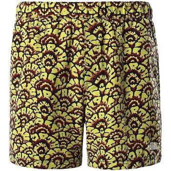 Υφασμάτινα Άνδρας Μαγιώ / shorts για την παραλία The North Face NF0A5A5X Πράσινος
