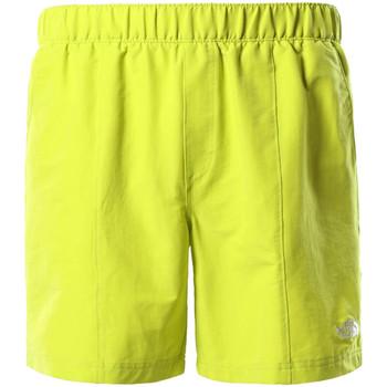 Υφασμάτινα Άνδρας Μαγιώ / shorts για την παραλία The North Face NF0A5A5XJE31 Κίτρινος