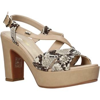 Παπούτσια Γυναίκα Σανδάλια / Πέδιλα Valleverde 32520 Μπεζ