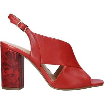 Παπούτσια Γυναίκα Σανδάλια / Πέδιλα Valleverde 48571 το κόκκινο