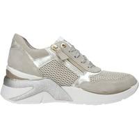 Παπούτσια Γυναίκα Χαμηλά Sneakers Valleverde 18302 Γκρί