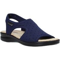 Παπούτσια Γυναίκα Σανδάλια / Πέδιλα Valleverde 25325 Μπλε