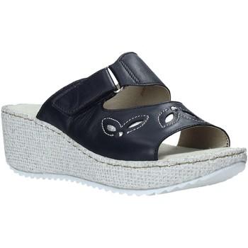 Παπούτσια Γυναίκα Τσόκαρα Valleverde 20221 Μπλε