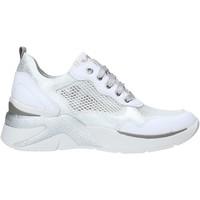 Παπούτσια Γυναίκα Χαμηλά Sneakers Valleverde 18300 λευκό