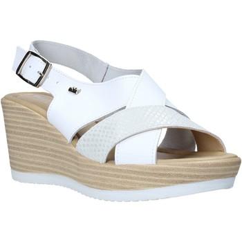 Παπούτσια Γυναίκα Σανδάλια / Πέδιλα Valleverde 32421 λευκό