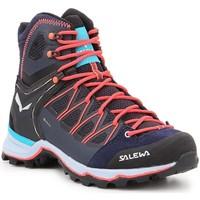Παπούτσια Γυναίκα Πεζοπορίας Salewa Ws Mtn Trainer Lite Mid GTX 61360-3989 navy
