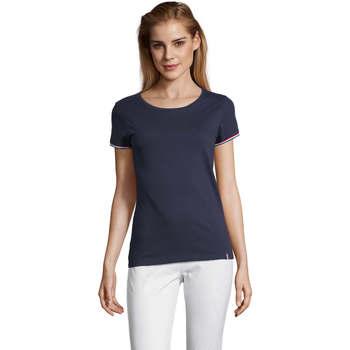 T-shirt με κοντά μανίκια Sols CAMISETA MANGA CORTA RAINBOW