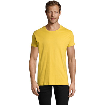T-shirt με κοντά μανίκια Sols REGENT FIT CAMISETA MANGA CORTA