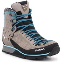 Παπούτσια Γυναίκα Πεζοπορίας Salewa Ws Mtn Trainer 2 Winter GTX 61373-7950 grey, blue