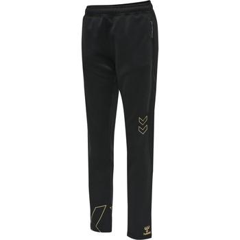 Υφασμάτινα Γυναίκα Φόρμες Hummel Pantalon femme  hmlCIMA noir