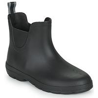 Παπούτσια Γυναίκα Μπότες βροχής Isotoner 93701 Black