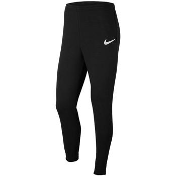 Υφασμάτινα Παιδί Φόρμες Nike Juniior Park 20 Fleece Pants Noir