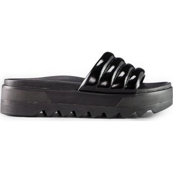 Παπούτσια Γυναίκα Τσόκαρα Cougar Prato Patent Leather  Μαύρος