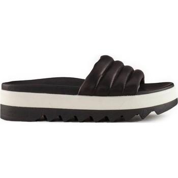 Παπούτσια Γυναίκα Τσόκαρα Cougar Prato Nappa Leather  Μαύρος