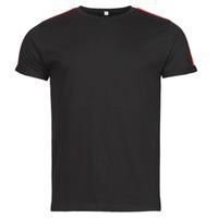 Υφασμάτινα Άνδρας T-shirt με κοντά μανίκια Yurban  Black