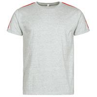 Υφασμάτινα Άνδρας T-shirt με κοντά μανίκια Yurban  Grey