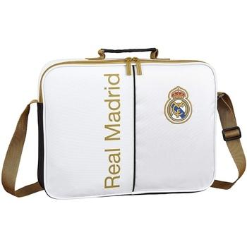 Τσάντες Τσάντες Η/Υ Real Madrid 611954385 Blanco