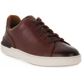 Xαμηλά Sneakers Clarks COURTLITE LACE TAN