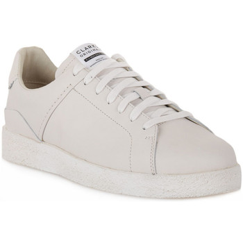 Xαμηλά Sneakers Clarks TORMATCH WHITE