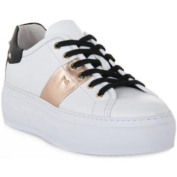 Xαμηλά Sneakers NeroGiardini NERO GIARDINI SKIPPER BIANCO