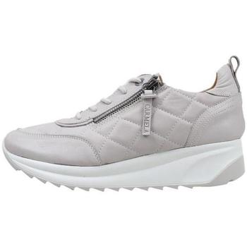 Παπούτσια Γυναίκα Χαμηλά Sneakers Carmela  Grey