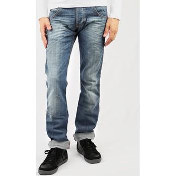 Υφασμάτινα Άνδρας Skinny Τζιν  Wrangler Sencer W184EY20S blue